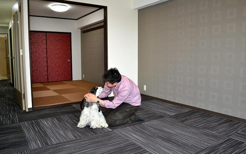 東京からUターン。新規マンション購入に伴うマンションリフォーム工事の施工事例:その2