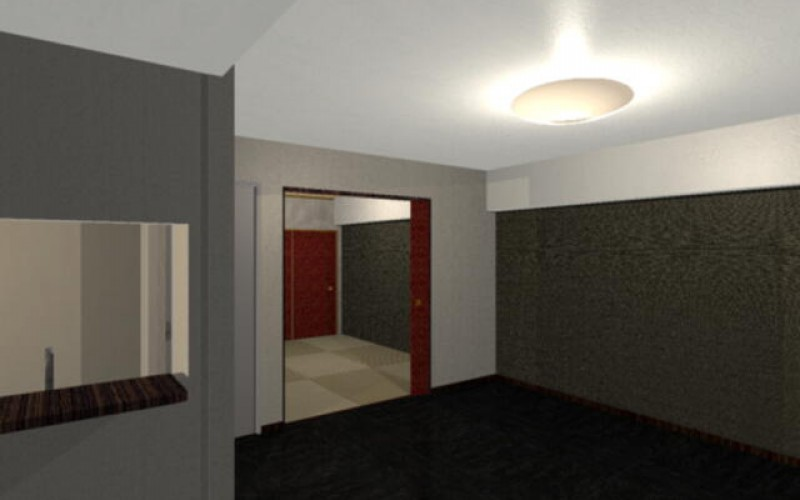 東京からUターン。新規マンション購入に伴うマンションリフォーム工事の施工事例:その3