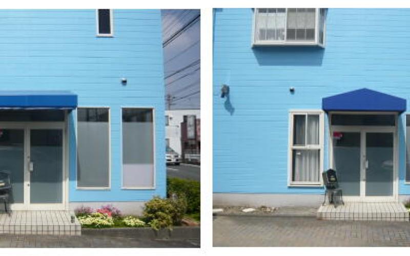 あなたはどちらの庇テントの形がお好みですか?浜松市で庇テントの工事