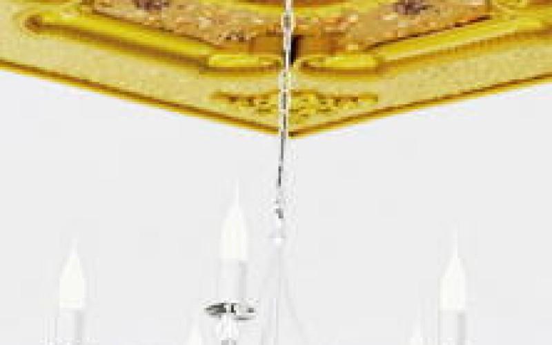 装飾モールなどのみはしさんからゴールドのモールが新発売!