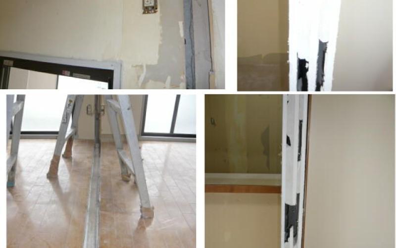 浜松市中区のマンションリフォームの壁の解体撤去工事。注意点3つ