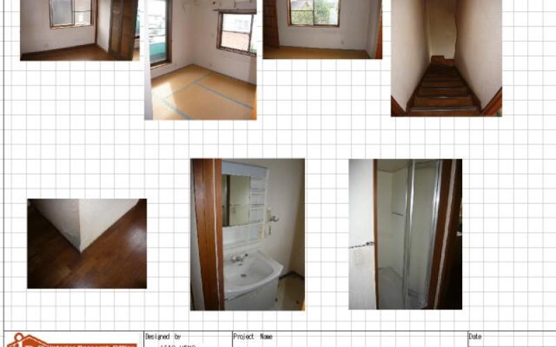 浜松市浜北区の中古住宅をご購入されたお客様からのリフォーム依頼です。予算の範囲内で最大限の!