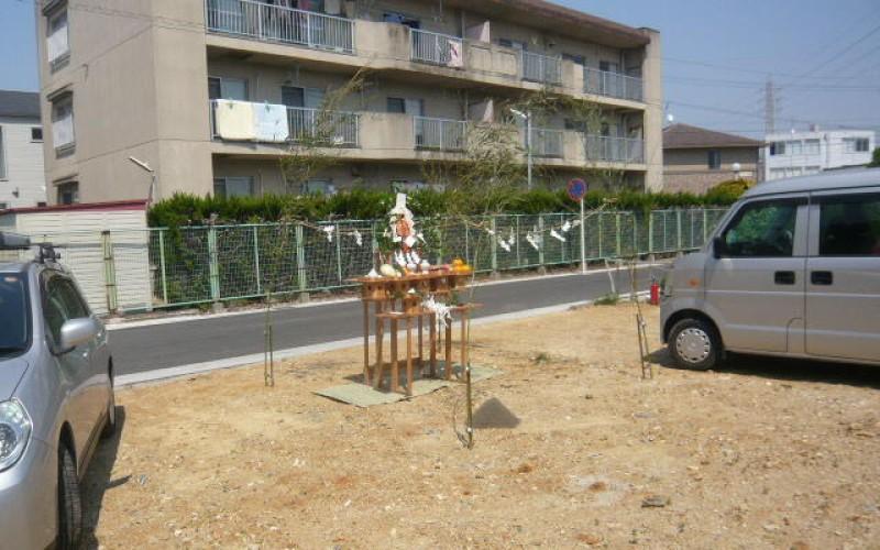 いよいよスタート。期待と不安で一杯です。浜松で家を建てるならを考えて。