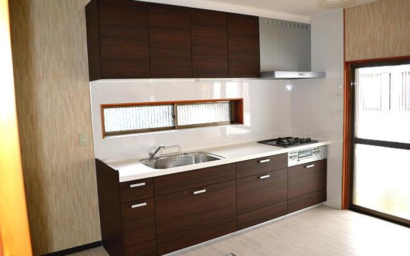 浜松市南区若林町のキッチンリフォーム施工事例です。