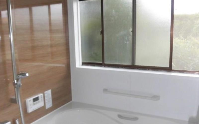 磐田市M様邸浴室リフォーム施工事例