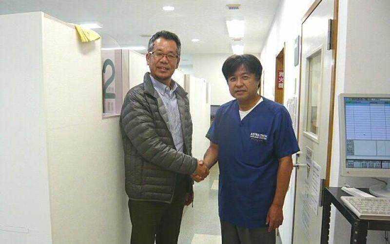 とにかく明るい歯医者さんに。ご要望にお応えして内装リフォームをさせていただきました。