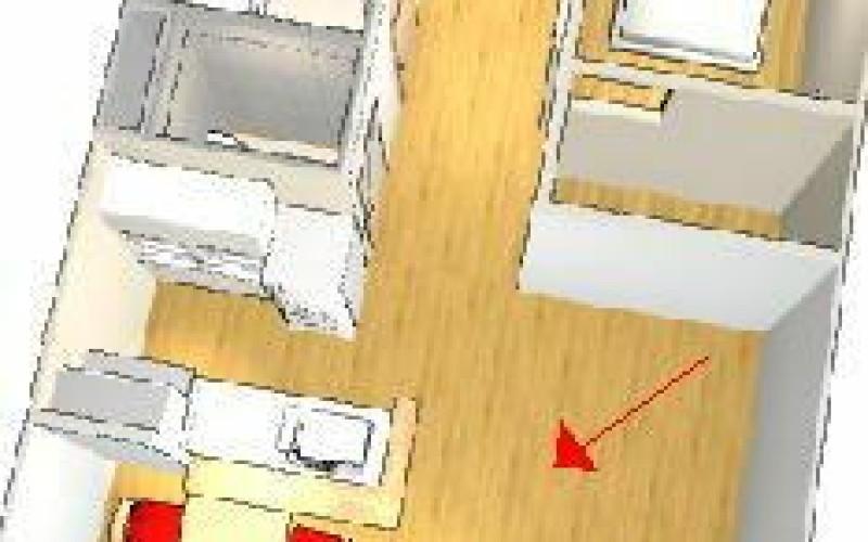 マンションリフォーム施工例です。築40年のマンションリフォームに挑戦