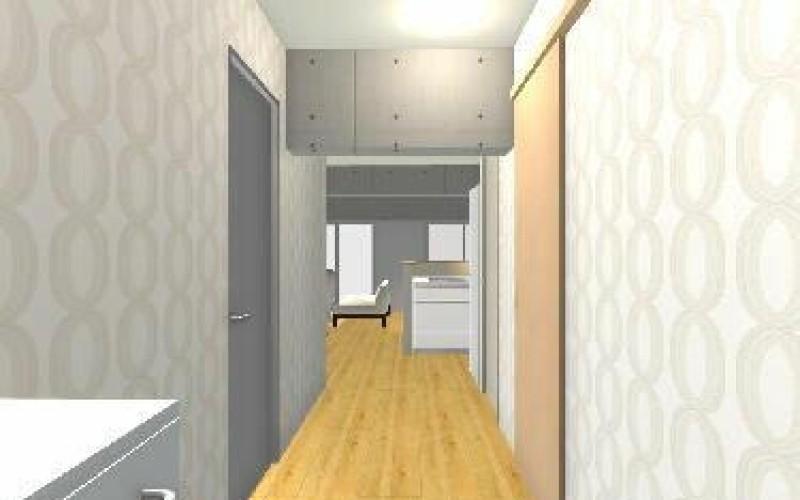 マンションリフォーム施工例です。築40年のマンションリフォームに挑戦~その3~