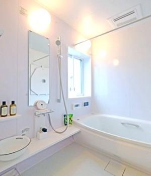 お風呂浴室のリフォーム