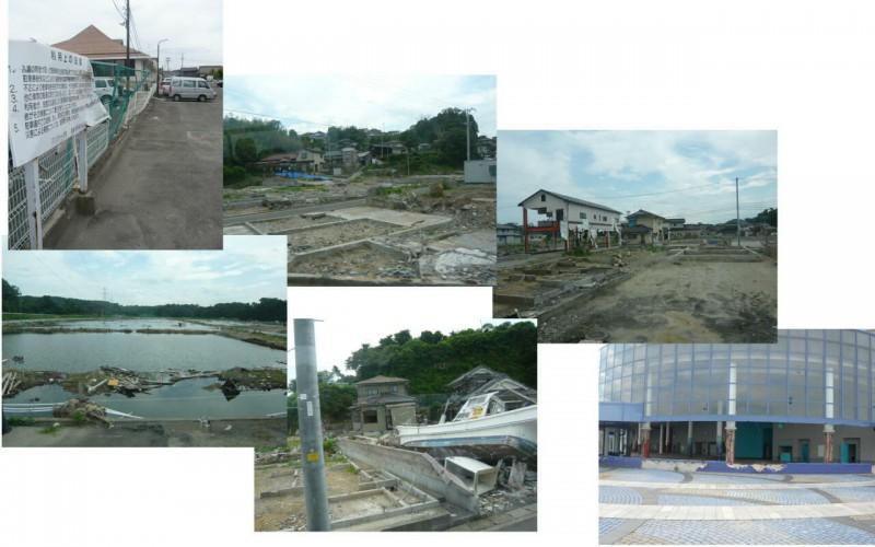 忘れない心。震災からまる7年。写真を少し。思い出してみました。