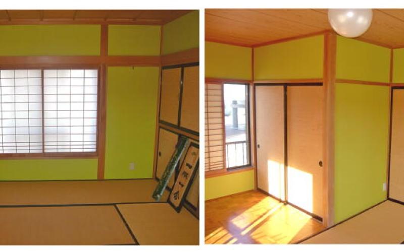 和室を洋室にというご要望が多いですが、こんな和室はいかがですか?