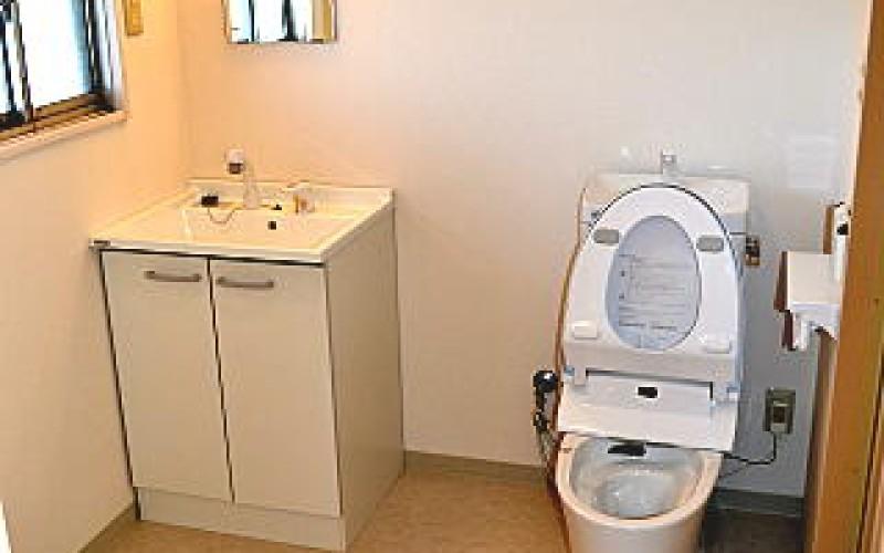 入居率アップのリノベーション工事の施工事例 浜松市中区のアパート その2