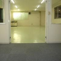 オフィスの天井、壁、床をきれいにリフォームの巻