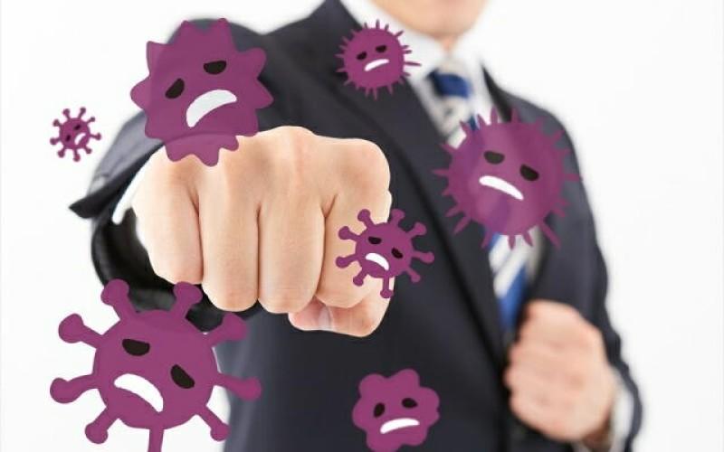 会社や事務所もウィルス対策を!飛沫感染対策パーテーション他