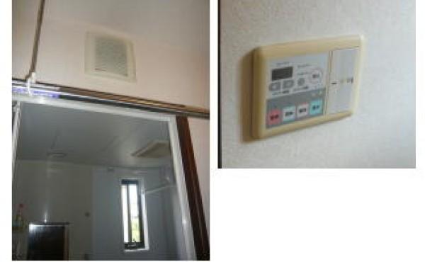 浴室暖房換気扇の取替依頼が増えてきました。のサムネイル