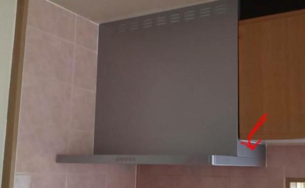 レンジフード、キッチンの換気扇の取替施工事例です。のサムネイル