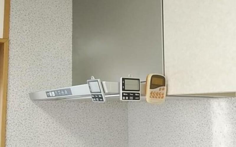 磐田市T様のレンジフード=台所の換気扇取替工事の施工事例です。