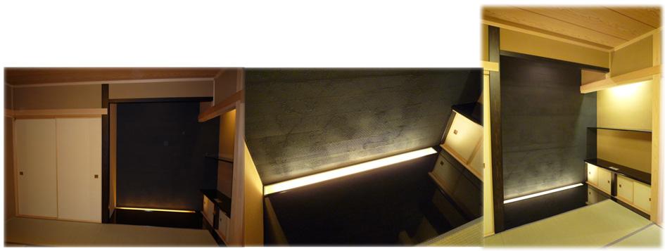 浜松市のお洒落な和室、個性的な和室また伝統的な和室をお考えの方はiROにご相談ください。