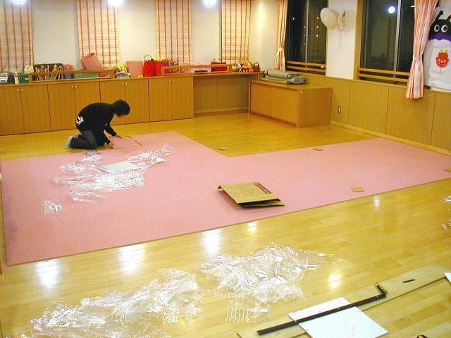浜松市で床のキズ、保護にお悩みの方は是非ご相談を。施工例豊富にあります。