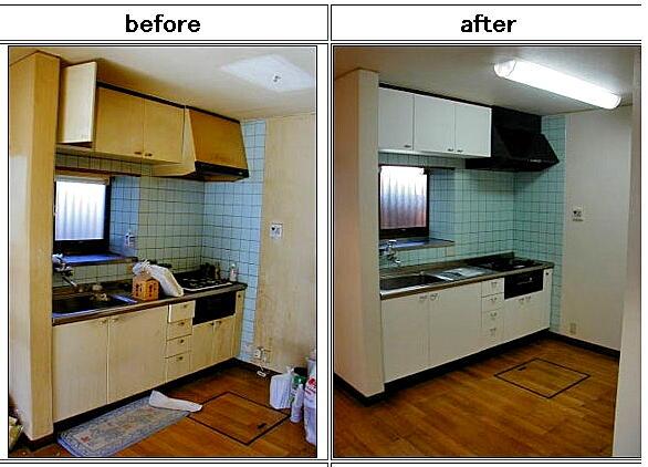 浜松市のお値打ちなキッチンリフォーム施工例をご紹介します。
