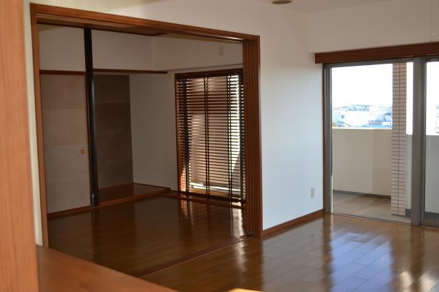 浜松 マンションリフォーム 和室からフローリング