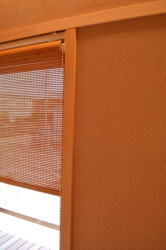 和室のカーテンはインテリア研究事務所
