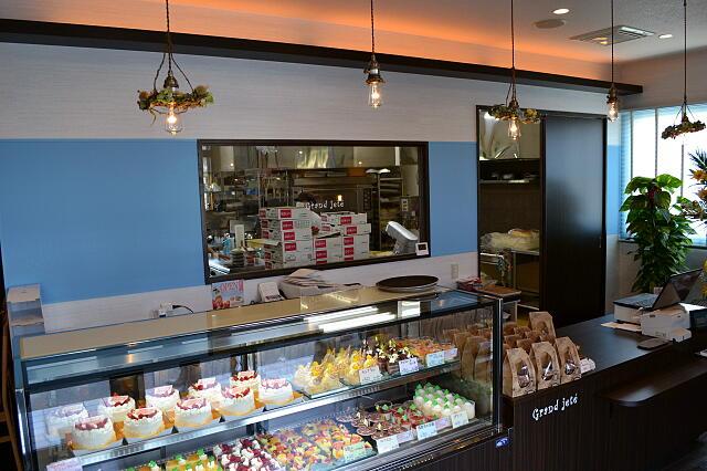 浜松 ケーキ屋さんの店舗改装