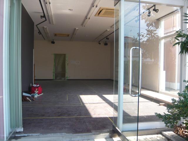浜松市中区佐鳴台の接骨院施工前