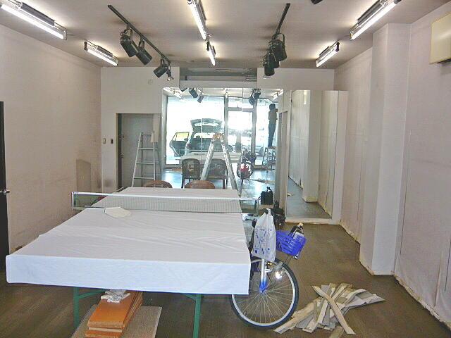 浜松 事務所の内装リフォーム 施工前