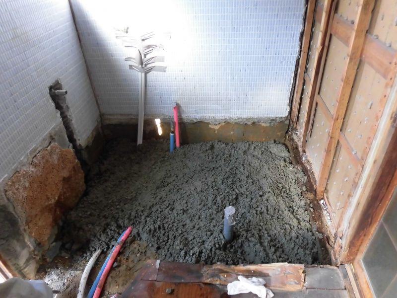 水道配管工事