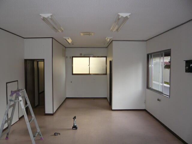 浜松市中区中島町の店舗リフォーム工事