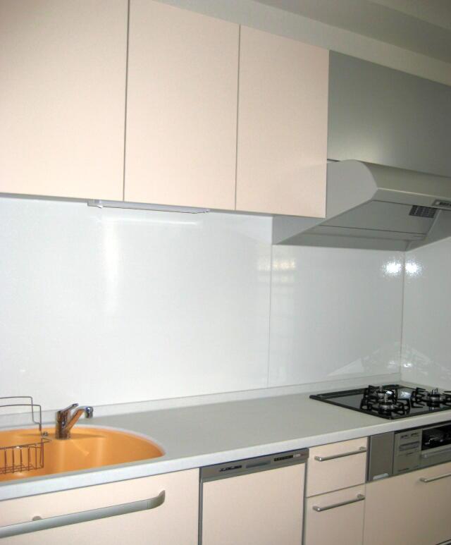 キッチン設置-2