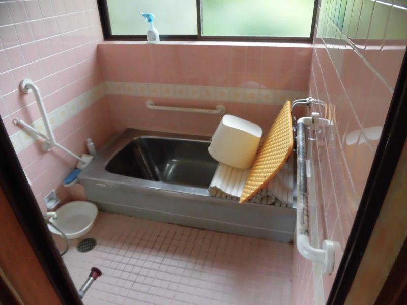 浴室リフォーム 施工前(1)