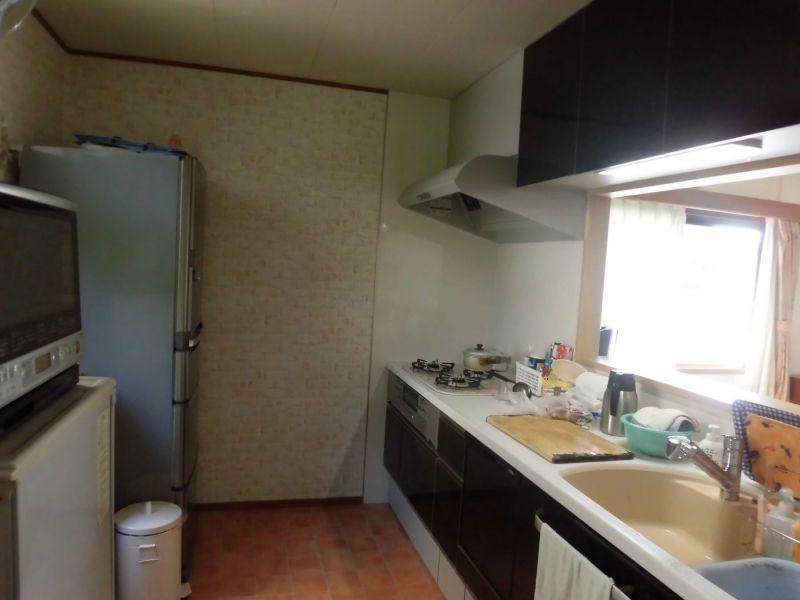 キッチンリフォーム施工後